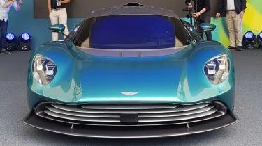 Aston Martin Valhalla - reveal full front
