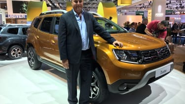 Frankfurt Motor Show 2017 - Dacia Duster