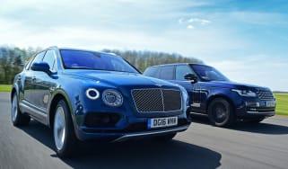 Bentley Bentayga vs Range Rover - header
