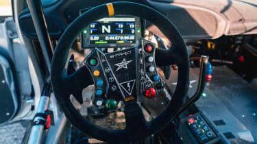 Rallycross Championship 5 Nations Trophy - wheel