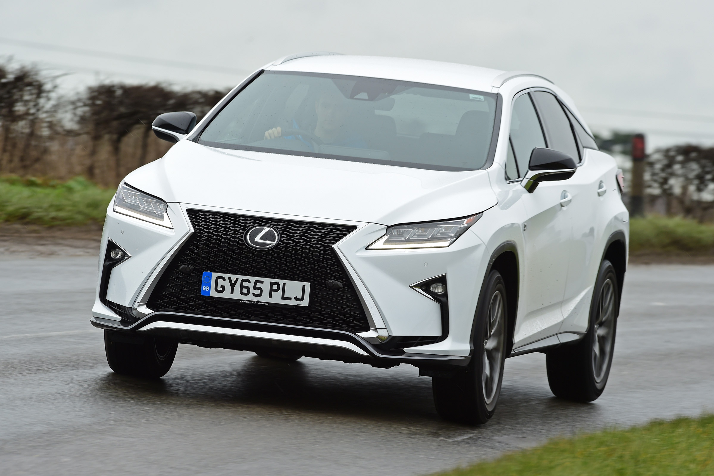 Lexus Rx 200t 2016 Review Auto Express