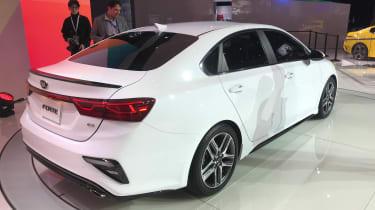 Kia Forte - Detroit rear