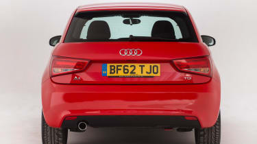 Used Audi A1 - full rear