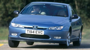 Best French modern classics - Peugeot 406 Coupe