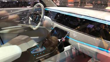 SsangYong e-SIV concept - interior