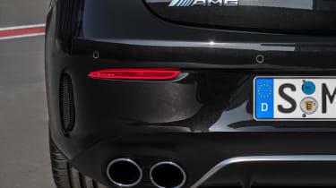 Mercedes-AMG E 53 Cabriolet - rear detail