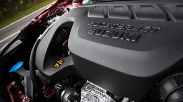 Suzuki SX4 S-Cross - engine