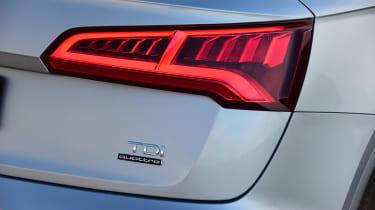 Audi Q5 - rear light detail