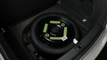 Audi A5 Sportback 2.0 TDI SE Technik spare wheel
