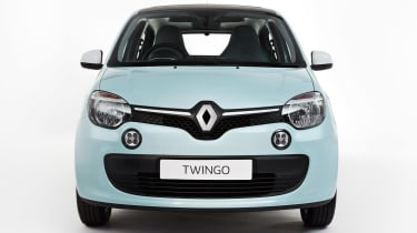 Renault Twingo The Color Run Special Edition - full front