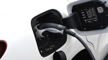 Mercedes EQC - charge