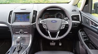 Used Ford Galaxy - dash