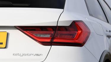Audi A1 Citycarver - rear lights