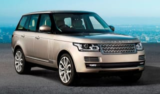 Range Rover sales success