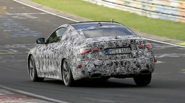 BMW 4 Series - spyshot 13
