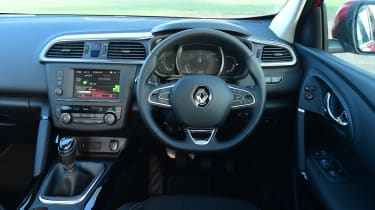 Renault Kadjar - long term dash