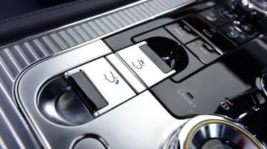2018 Bentley Continental GT - buttons