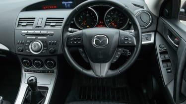 Used Mazda 3 - dash