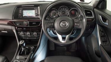 Used Mazda 6 - dash