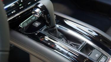 Honda HR-V - gear lever