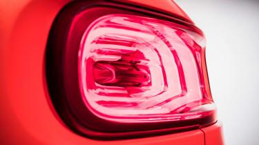Citroen Aircross concept - rear lights