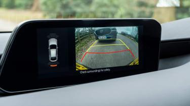 Mazda 3 e-SkyActiv X - reversing camera