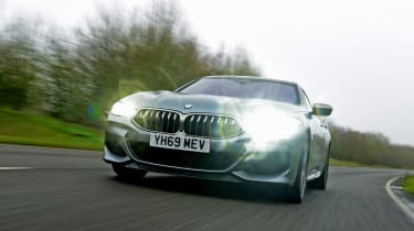 BMW M850i xDrive Gran Coupe - full front