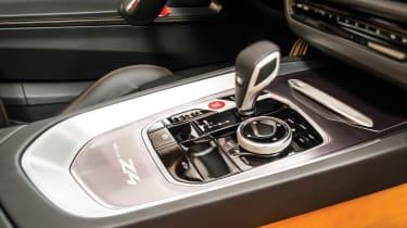 BMW Concept Z4 - centre console