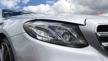Mercedes E-Class Estate long term - first report front light