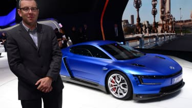Volkswagen XL Sport - Owen Mildenhall