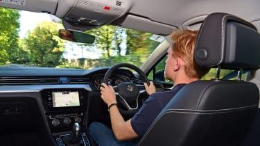 Volkswagen Passat - James Brodie