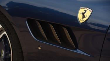 Ferrari GTC4 Lusso - air intake