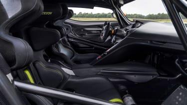 Aston Martin Vulcan AMR Pro - interior