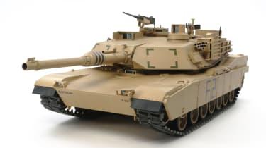 Tamiya RC - Abrams Tank