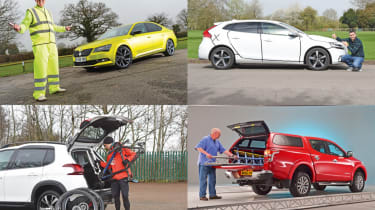 Our fleet cars 2017 - header