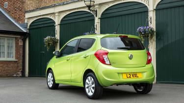 Vauxhall Viva 2015 - rear static