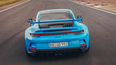 Porsche 911 GT3 - full rear