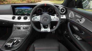 Mercedes-AMG E 53 - dash
