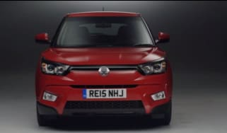 SsangYong Tivoli sponsored content