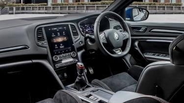 Renault Megane facelift - cabin