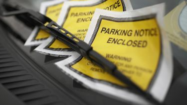 UK's parking ticket lottery
