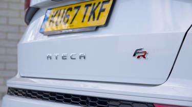 SEAT Ateca 2.0 TSI - rear detail