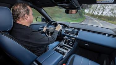 Range Rover Velar P400e - Steve Fowler