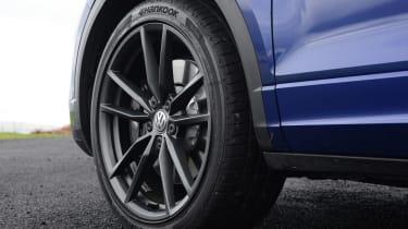 Volkswagen T-Roc R - wheel