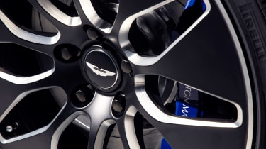 Aston Martin Rapide E - wheel