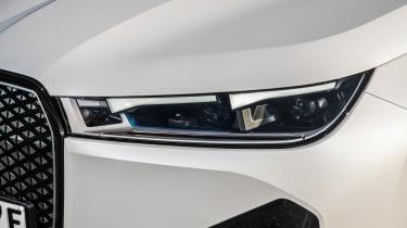 BMW iX - front light