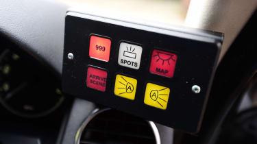 Ambulance feature - controls