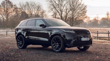 Range Rover Velar R-Dynamic Black - front static