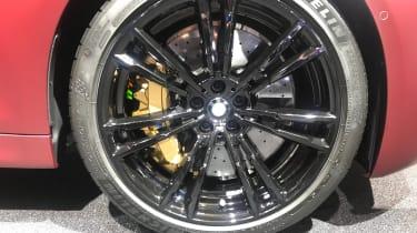 New BMW M5 - wheel