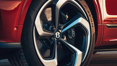 Bentley Bentayga S - wheel
